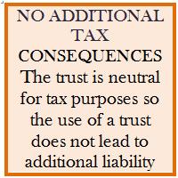 Tax con header